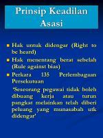 prinsip keadilan asasi