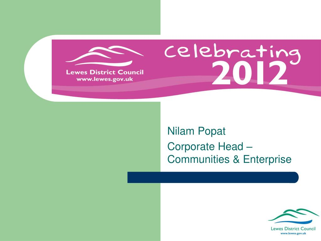 nilam popat corporate head communities enterprise l.