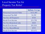 local income tax for property tax relief28