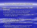 contract management planning14