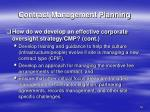 contract management planning16