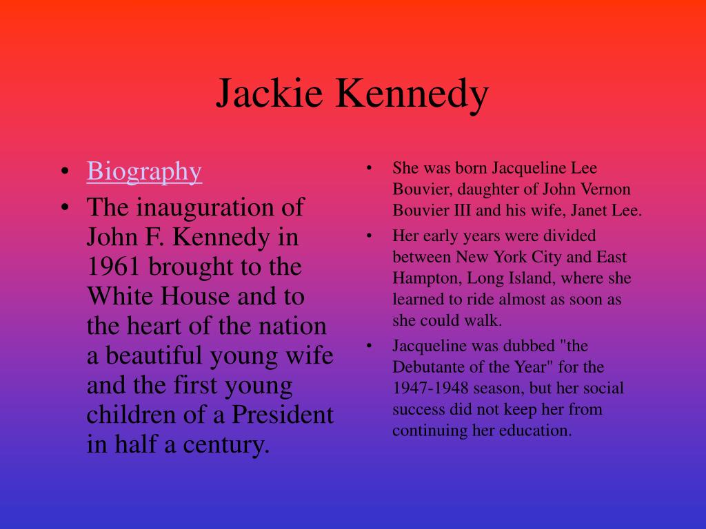 """PPT - John F  Kennedy The """"King of Camelot"""" part 1 part 2"""