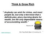 think grow rich