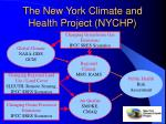 the new york climate and health project nychp