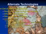 alternate technologies5