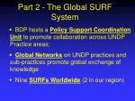 part 2 the global surf system