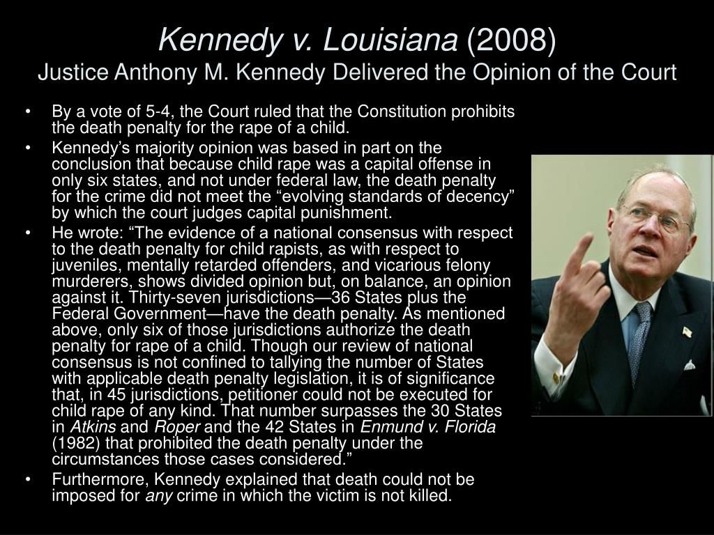 kennedy v louisiana