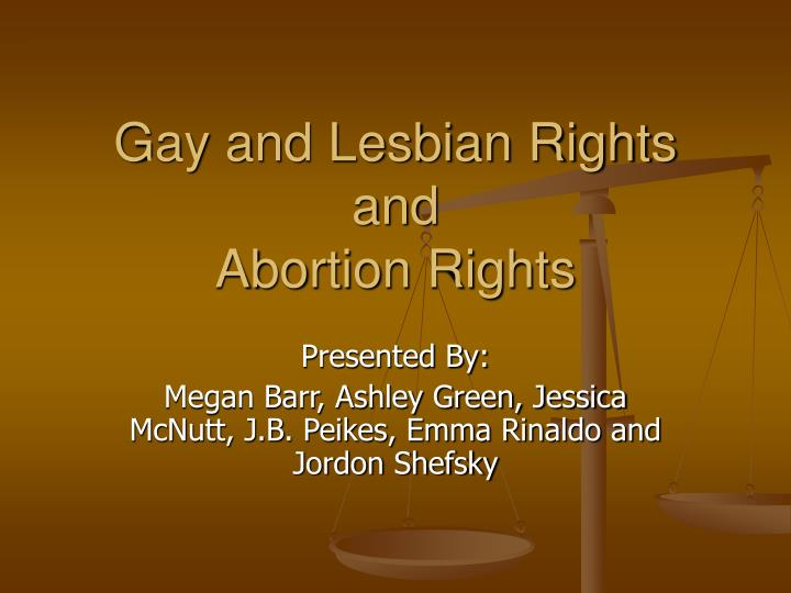 a discussion on the issues of the right to abortion and related arguments from both sides Home / political issues abortion abortion is the termination of a pregnancy by the removal (lgbt) related laws.