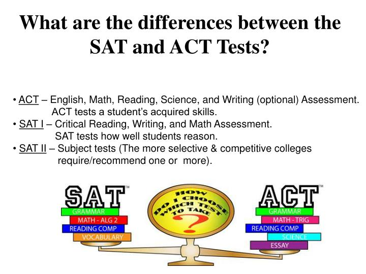 an argument against the sat act psat tests Act & sat test prep another question type dane will certainly see on the psat tests vocabulary: 4 practice with long reading passages on the psat related.