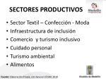 sectores estrategicos de empleo social e inclusivos