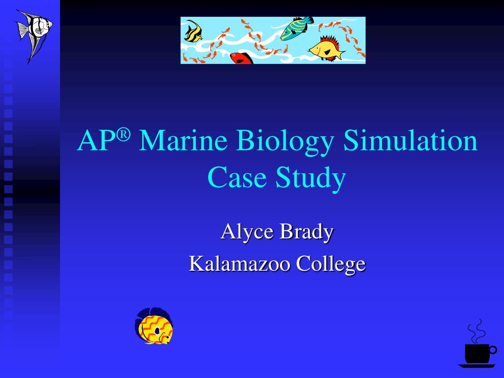 ap marine biology simulation case study l.