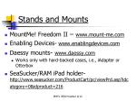 stands and mounts15