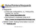 stylus pointers keyguards20