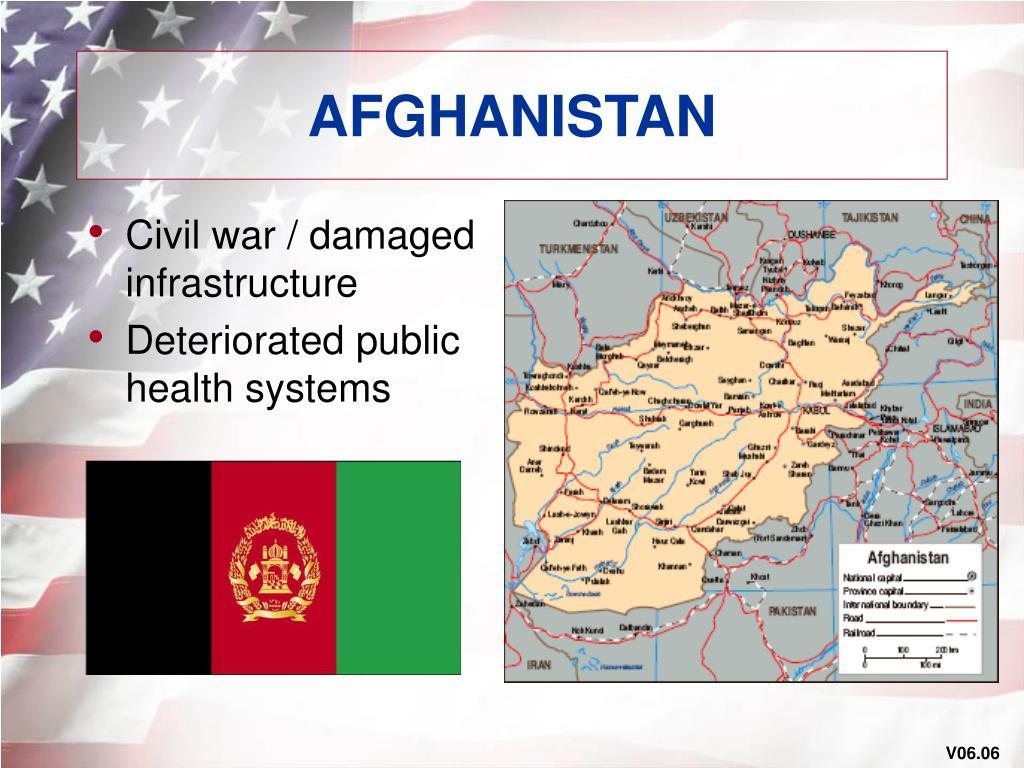 afghanistan l.