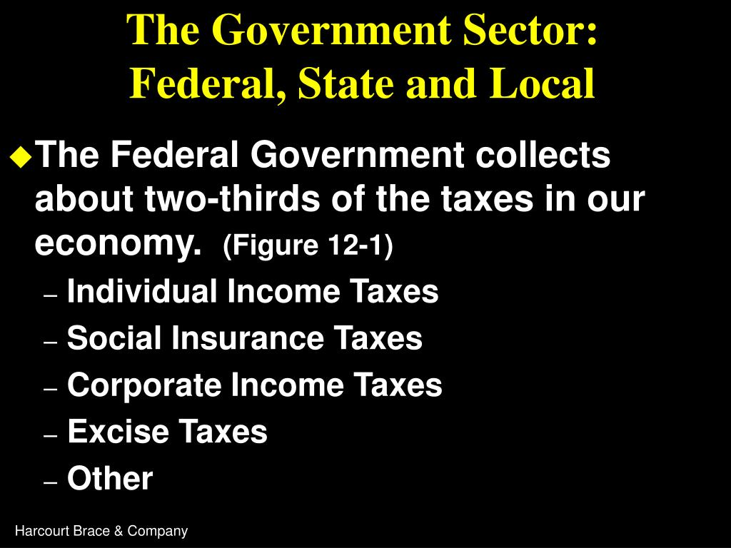 The Government Sector: