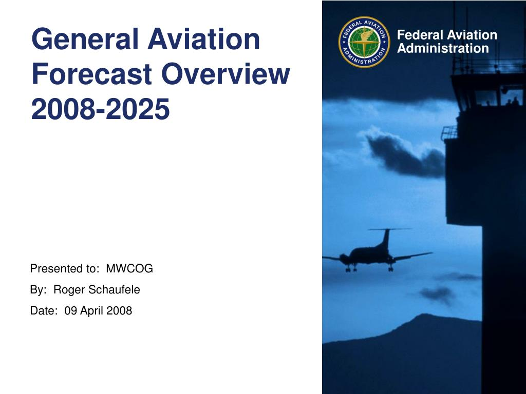 general aviation forecast overview 2008 2025 l.