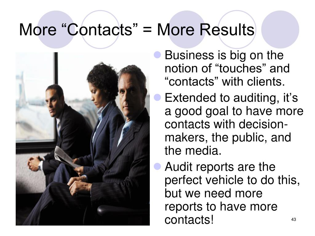 """More """"Contacts"""" = More Results"""