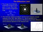 the diffraction limit