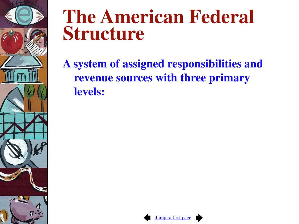 The American Federal Structure