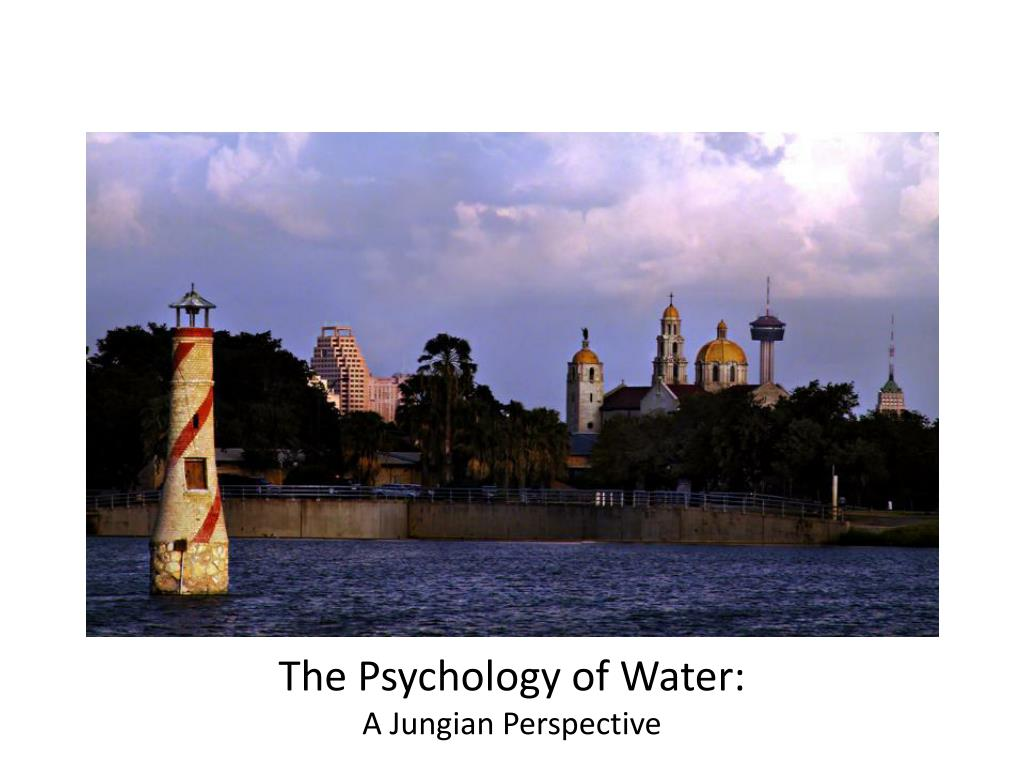 the psychology of water a jungian perspective l.