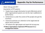 appendix pay for performance54