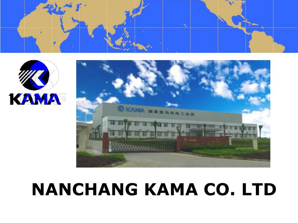 nanchang kama co ltd l.