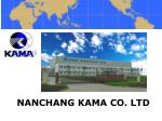 nanchang kama co ltd