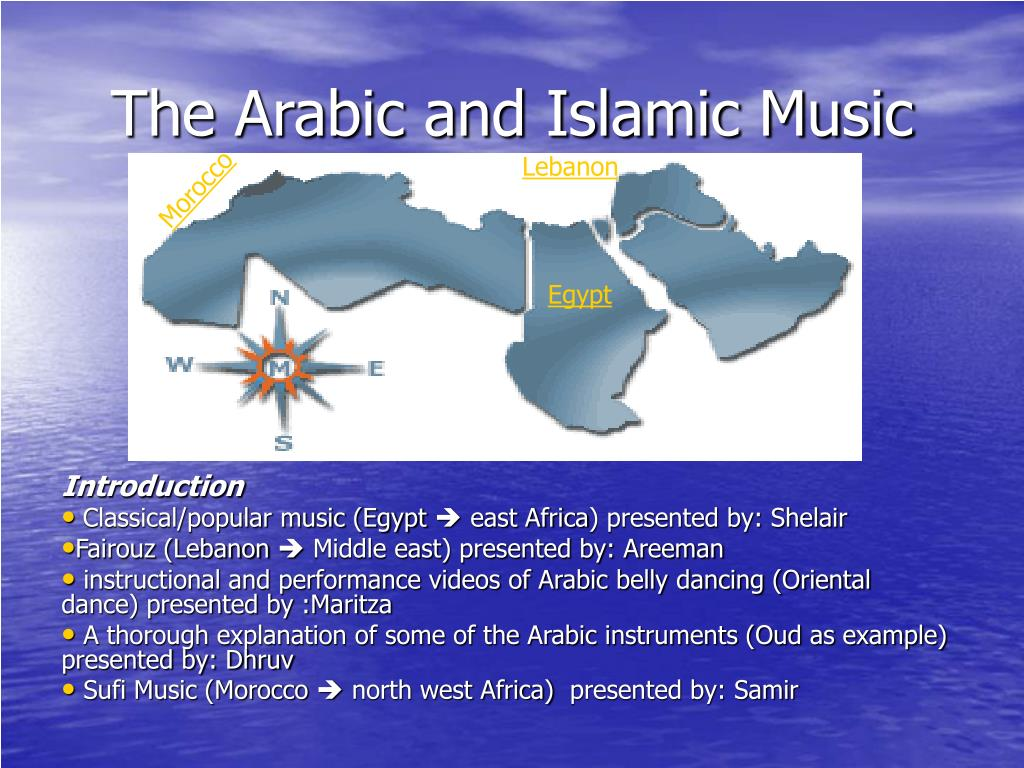 the arabic and islamic music l.