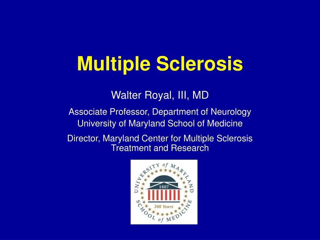 multiple sclerosis l.