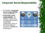 corporate social responsibility32