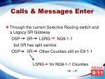 calls messages enter28