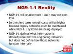 ng9 1 1 reality12