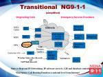 transitional ng9 1 1 simplified