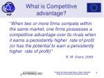 what is competitive advantage4