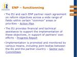 enp functionning