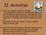 ii activities10