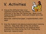 v activities24