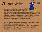 vi activities28