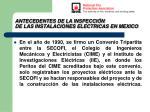 antecedentes de la inspecci n de las instalaciones electricas en mexico4