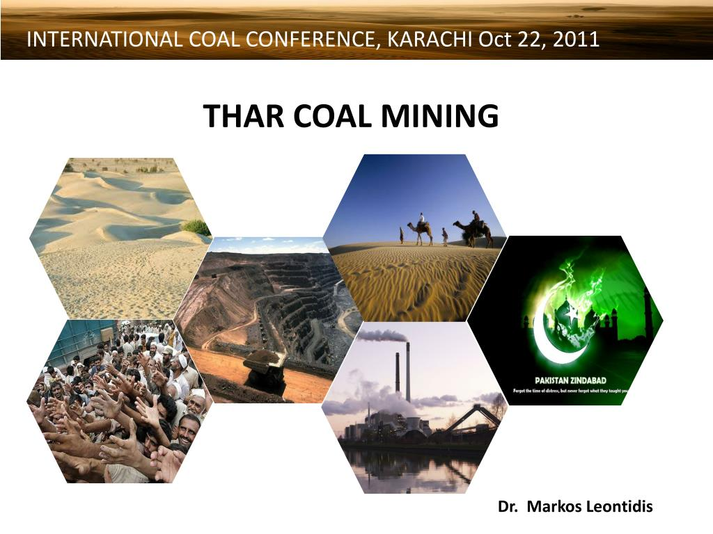 international coal conference karachi oct 22 2011 l.