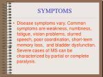 symptoms40