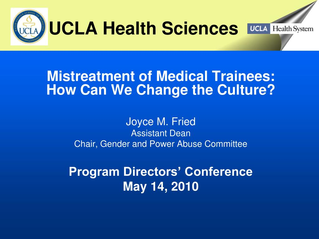 ucla health sciences l.