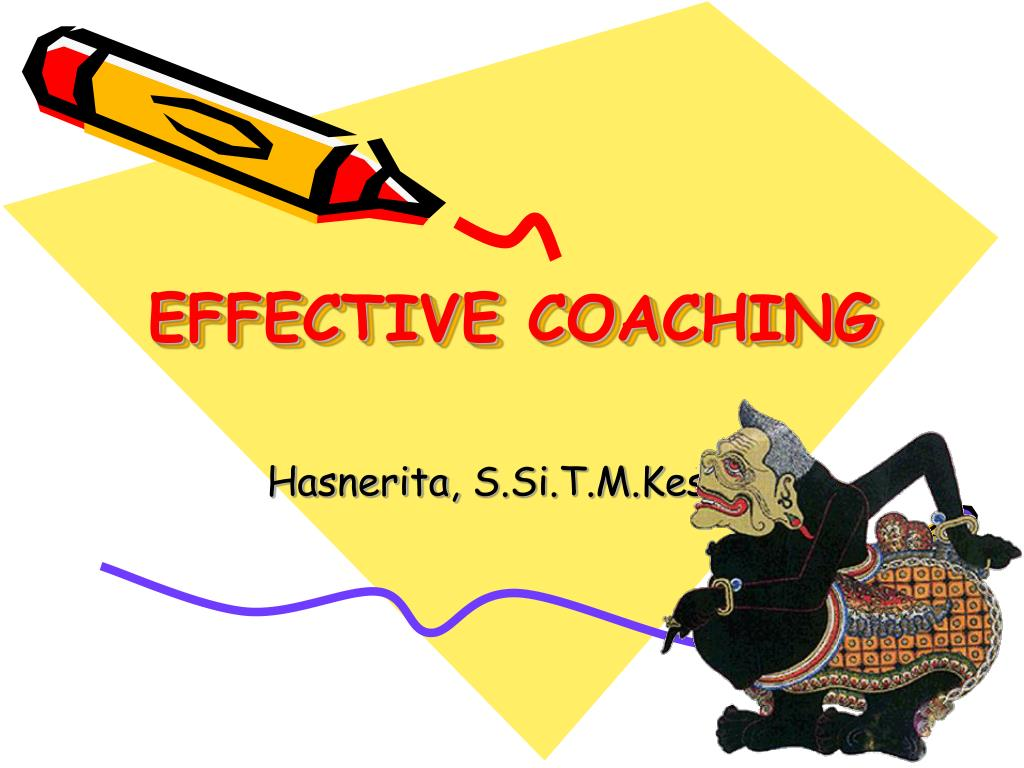 effective coaching l.