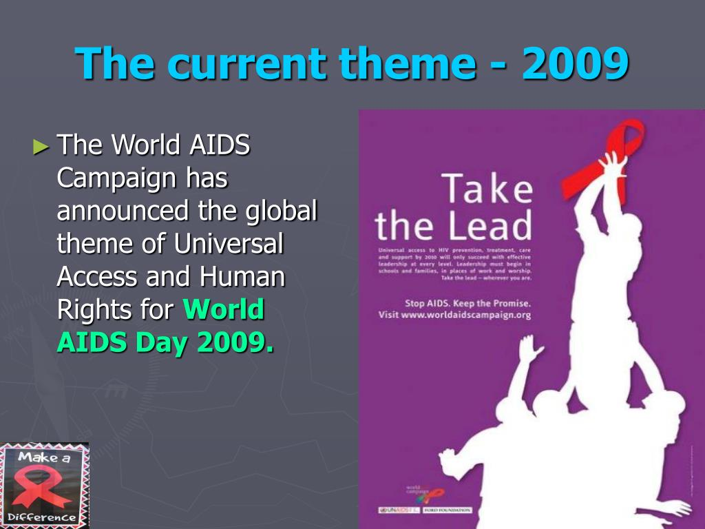 The current theme - 2009
