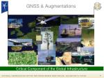 gnss augmentations