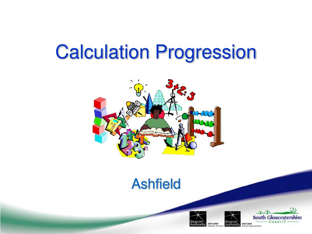 calculation progression l.