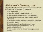 alzheimer s disease cont7