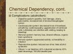 chemical dependency cont68