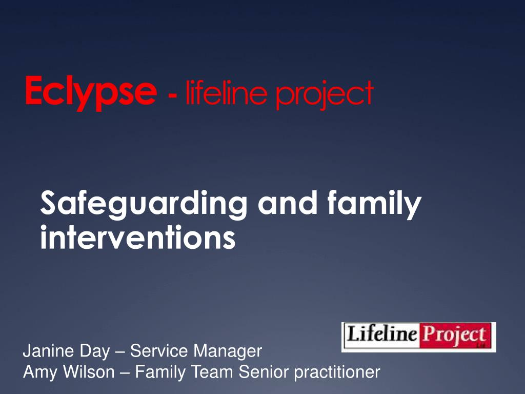 eclypse lifeline project l.
