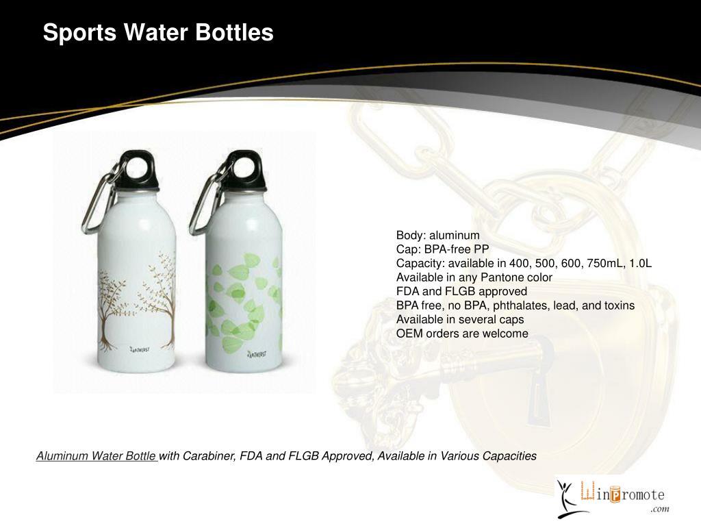 Sports Water Bottles